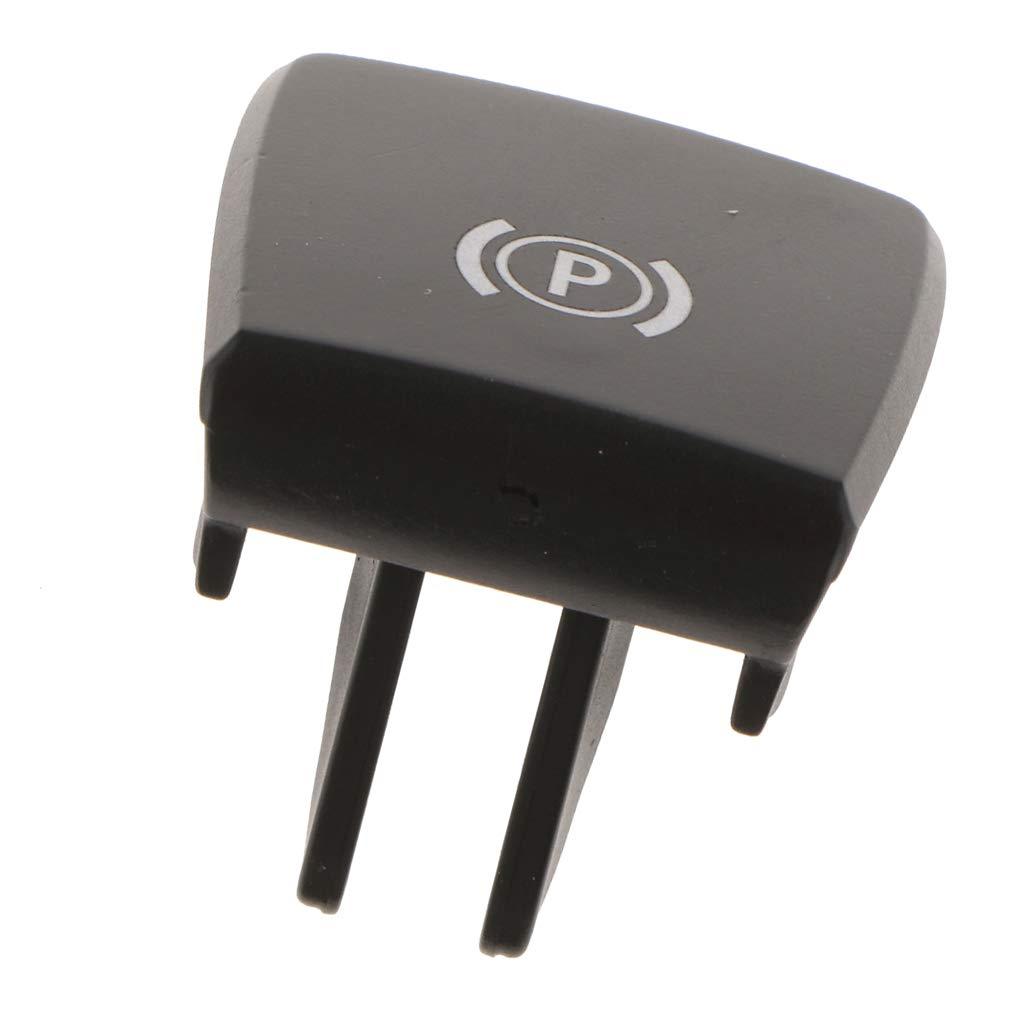 Baosity Car Electronic Handbrake Parking Switch P Key Fits for BMW X5 X6 E70 E71