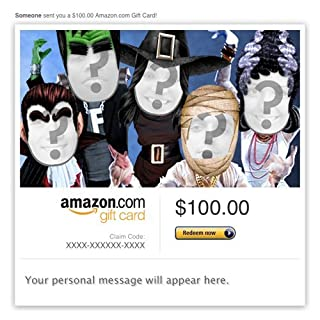Amazon Video Gift Card - E-mail - Monster Rap (B009WVZX5U) | Amazon price tracker / tracking, Amazon price history charts, Amazon price watches, Amazon price drop alerts
