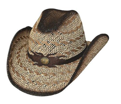 Bullhide Desert Gold Run A Muck Collection Straw Hat