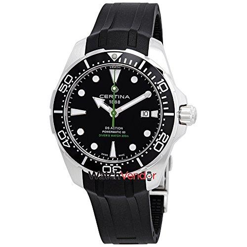 Certina DS Action Diver PowerMatic80 C032.407.17.051.00 Reloj de caballero: Amazon.es: Relojes