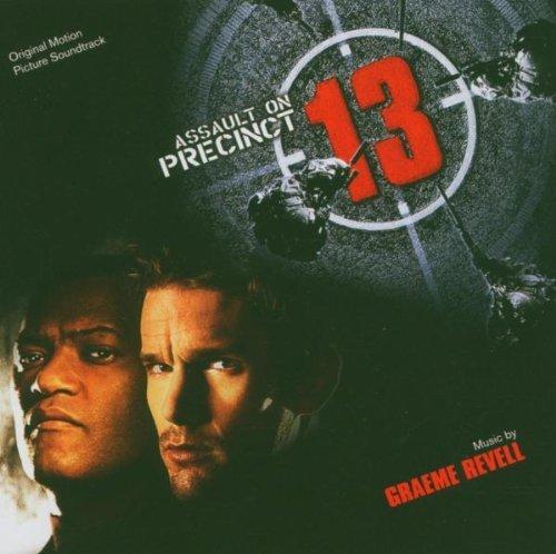 Assault on Precinct 13 by Graeme Revell