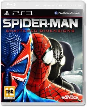 Spiderman Dimensions PS3: Amazon.es: Videojuegos
