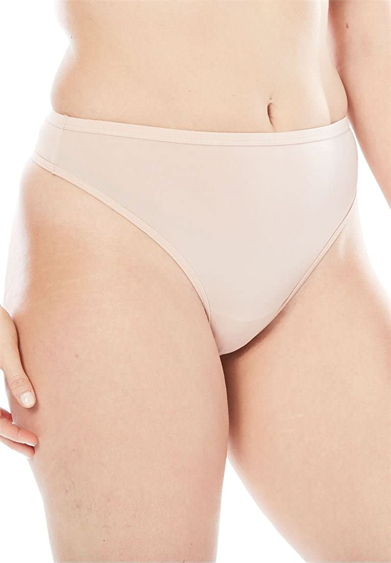 8ef56d94c9e Comfort Choice Womens Plus Size Microfiber Thong Comfort Choice Womens Plus  Size Microfiber Thong ...