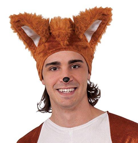 Swiper Costume (Fox Hat)