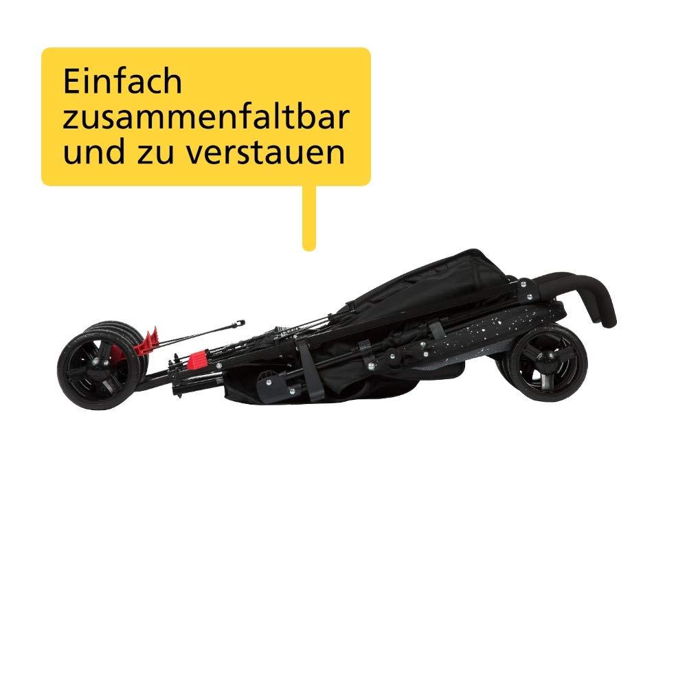 ca schwarz//wei/ß gepunktet nutzbar ab 6 Monate 3,5 Jahre Safety 1st Slim Buggy 0-15 kg leichter und zusammenklappbarer Kinderbuggy mit Sonnenverdeck