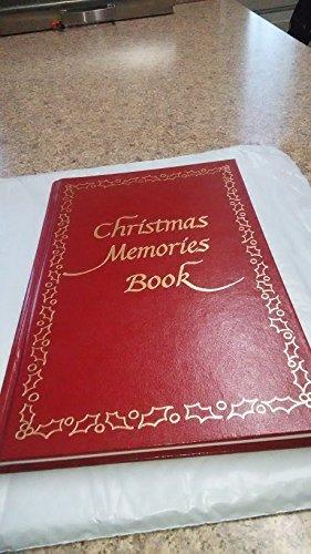 Christmas Memories Book -