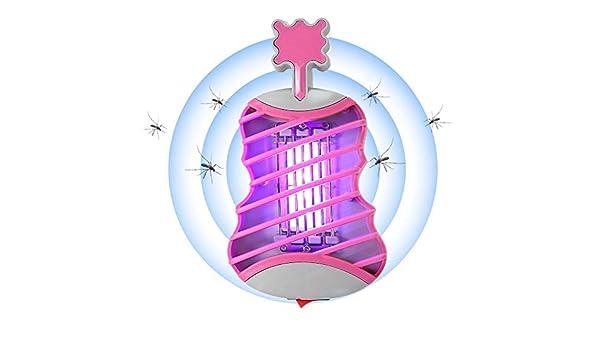 ZUOLH Zapper 110-240V LED Electronic Mosquito Killer Light Lamp ...