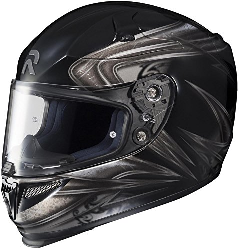 10 Full Face Graphic Helmet - 4