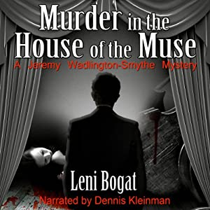 Murder in the House of the Muse Audiobook