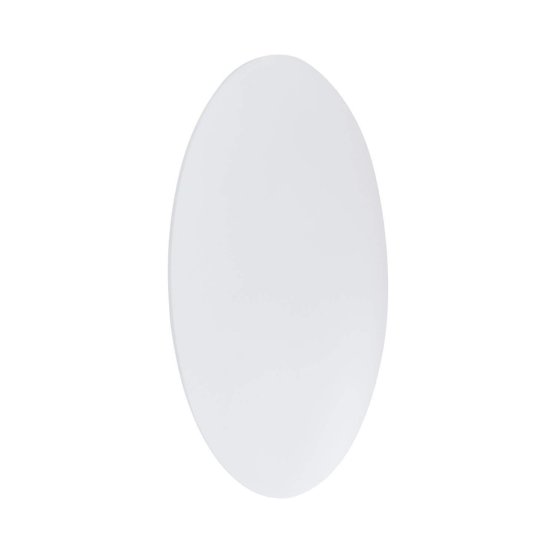 Aplique LED Iris 18W Blanco Blanco C/álido 2800K-3200K efectoLED
