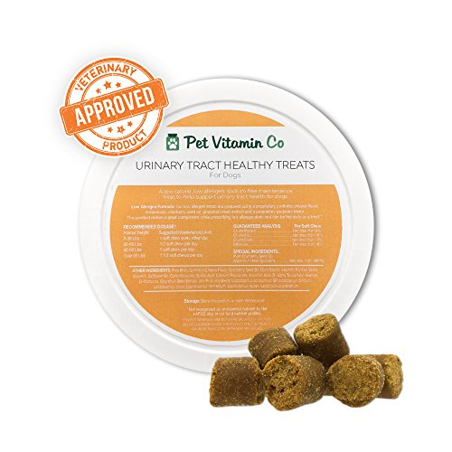 Pet Vitamin Co – Urinary Tract Support Cranberry Treats For Dogs, Cures & Halts Recurring, Painful Infections! No More Antibiotics & Mistakes! Bladder & Kidney Strength 51whfi7kp7L the pet shop nearby me The pet shop nearby me 51whfi7kp7L