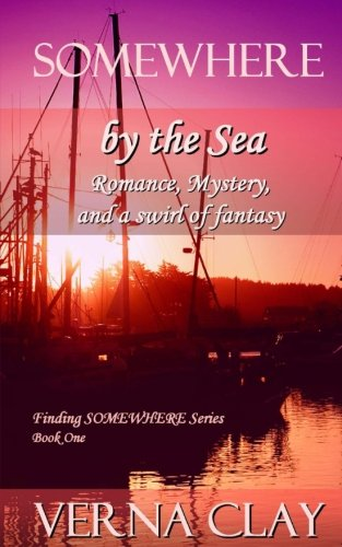 book cover of SOMEWHERE by the Sea