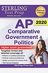 Sterling Test Prep AP Comparative Government and Politics: Complete Content Review for AP Exam Paperback