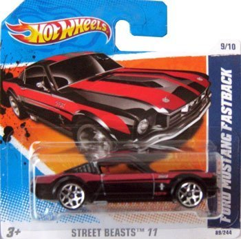 89 ford mustang die cast - 4