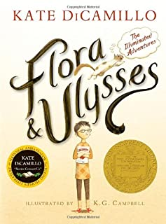Book Cover: Flora and Ulysses: The Illuminated Adventures