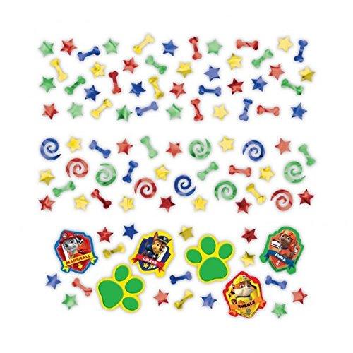 Amscan – 999143 – Confetti Paw Patrol