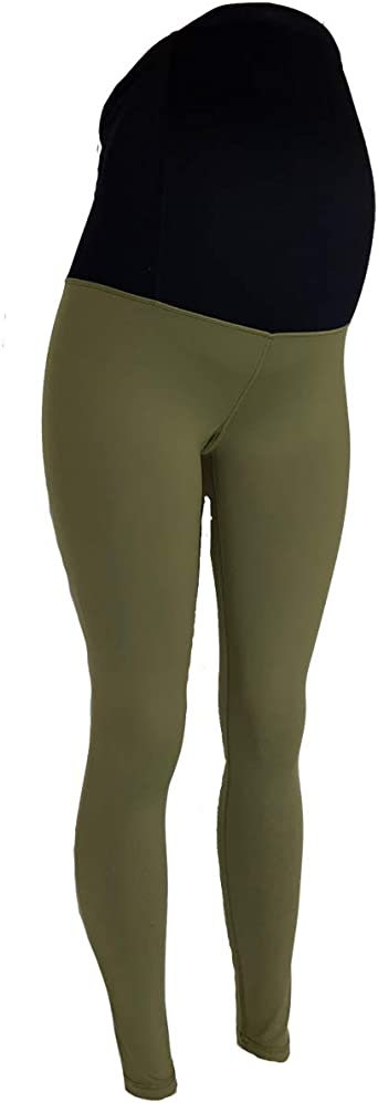 Maacie Women Maternity Yoga Pants Leggings Workout Active Athletic Pants