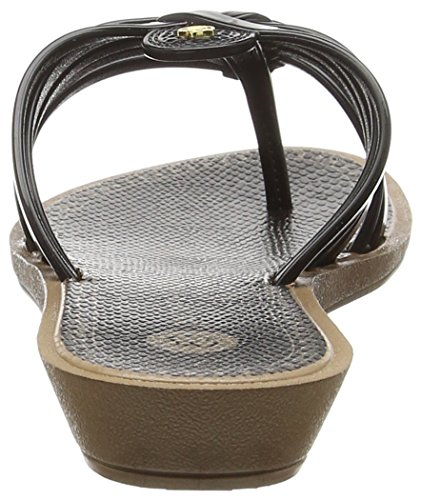 Womens Sandals Thong Grendha Black Thong Brasil Strings qRwgtBU