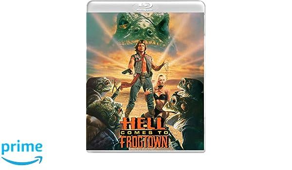 Hell Comes To Frogtown 2 Blu-Ray Edizione: Stati Uniti ...