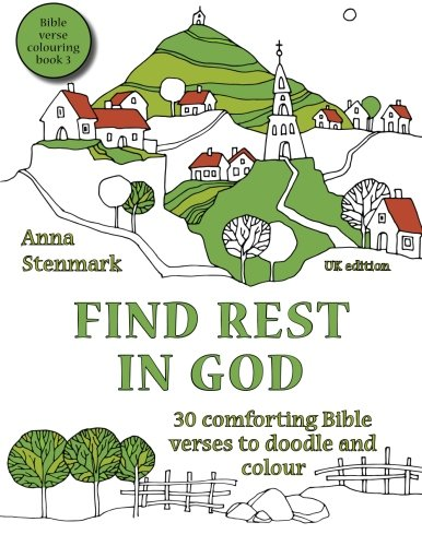 Find rest in God: 30 comforting Bible ve - Bible Verse Activities Shopping Results