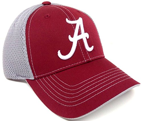 Blitz Mesh Alabama Crimson Tide Hat Cap Adjustable