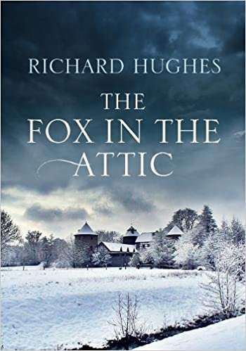 Image result for the fox in the attic amazon