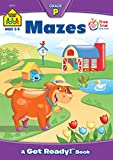 Mazes: A Get Ready Book, Grade P (Get Ready Books)