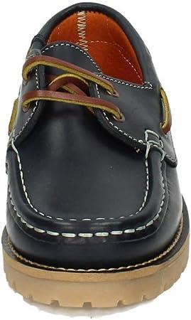 ANGELITOS 805 Zapatos NAÚTICOS NIÑO Zapatos MOCASÍN