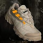 HJHHJHAB Bottes de l'armée Tactique Hommes Chaussures de Sport Basses imperméables Chaussures de randonnée en Plein air… 12