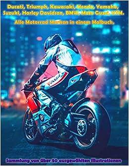 Ducati Triumph Kawasaki Honda