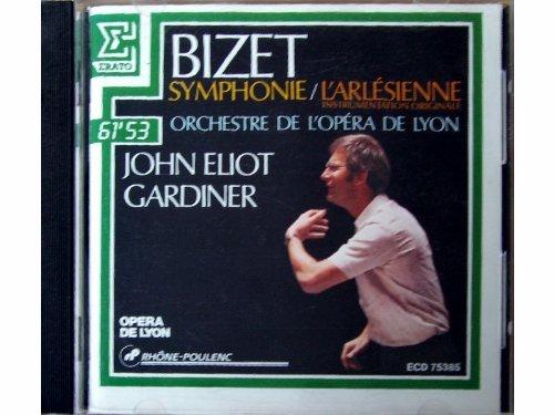 Bizet: Symphony 1 by John Eliot Gardiner