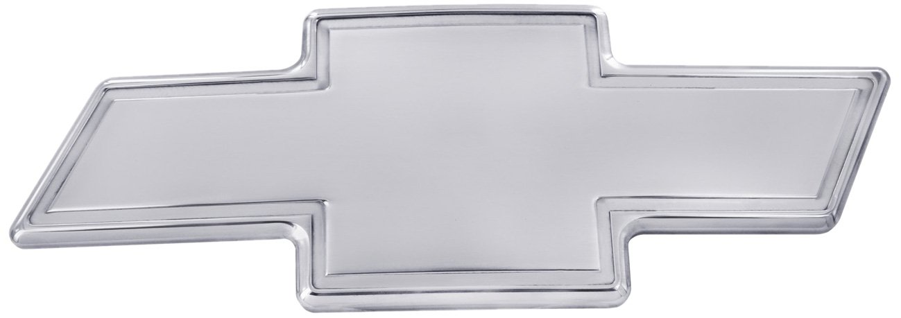 Pack of 10 All Sales 96043K-10 Grille Emblem,
