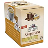keurig cappuccino grove - Grove Square Cappuccino Cups, Caramel, Single Serve Cup for Keurig K-Cup Brewers, 24 Count (Pack of 2), Packaging May Vary
