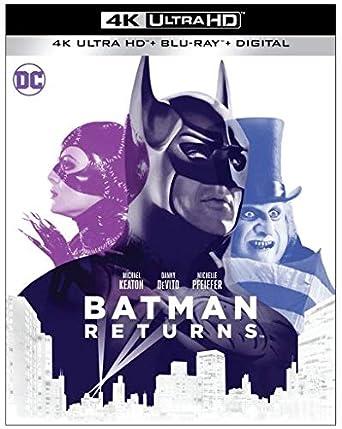 Amazon.com: Batman Returns (4K Ultra HD + Blu-ray + Digital ...
