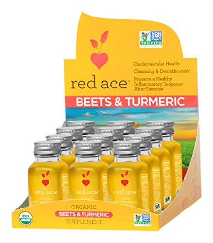 red ace organic beet juice - 6