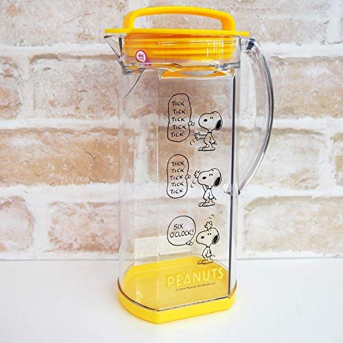 (OSK Peanuts Snoopy Cold Water Pot 112478)