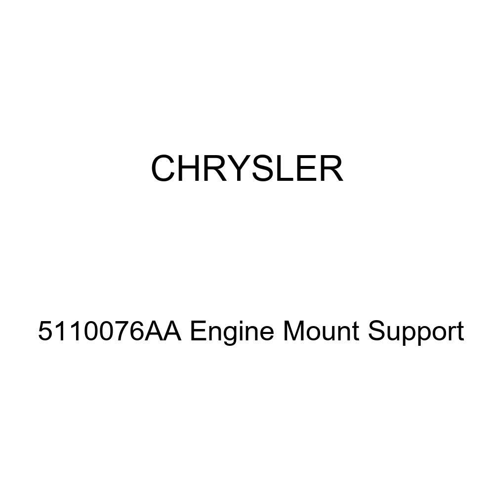 Genuine Chrysler 5110076AA Engine Mount Support