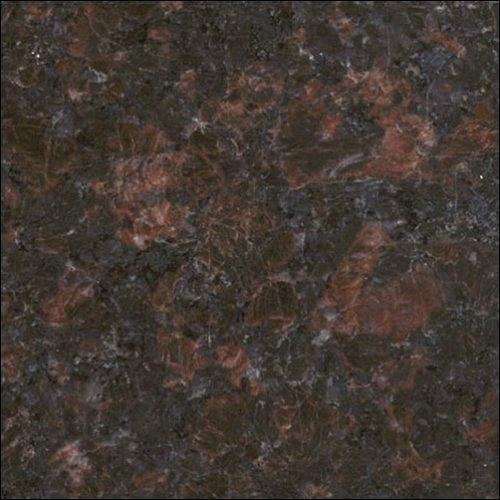 4''x2.5''Tan Brown From India color sample natural granite . Used for granite kitchen or bathroom countertops or tile .