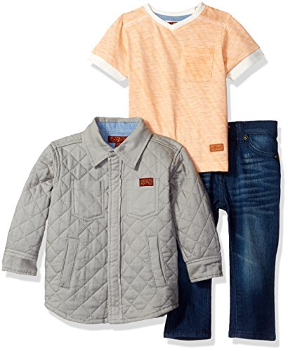 7-for-all-mankind-baby-boys-3-piece-trucker-jacket-t-shirt-and-jean-set-amber-glow-18m