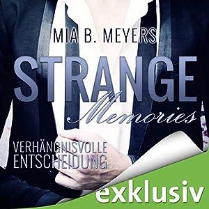 Strange Memories Hörbuch