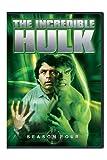 Incredible Hulk: Season Four [DVD] [Region 1] [US Import] [NTSC]