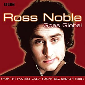 Ross Noble Goes Global Radio/TV Program