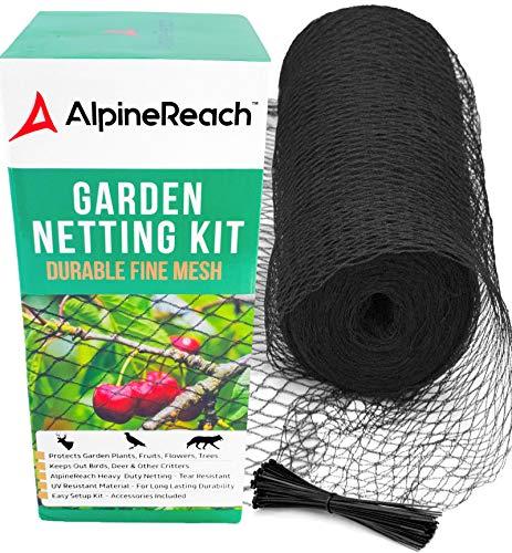 Alpinereach Garden Mesh Black