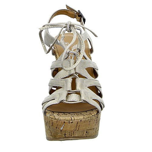 Fritzi aus Preußen Wh1678301 - Sandalias Mujer dorado