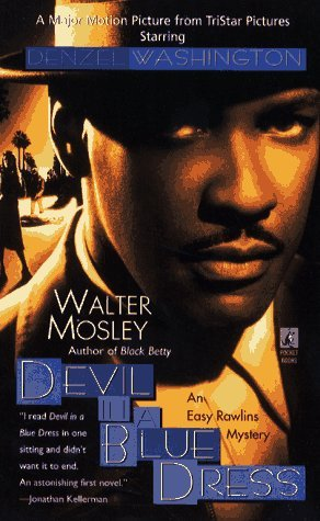 By Walter Mosley DEVIL IN A BLUE DRESS [Mass Market Paperback]