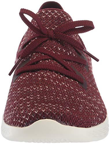 Femme Baskets prominence Skechers You Enfiler Bordeaux x8IqnCfw