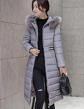 YYYURONG TT & Shangyi Standard Relleno de Mujer, Abrigo Moda Ciudad para USCIRE Tinta Unita