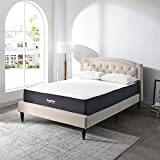 Classic Brands 410107-1160 Ventilated Gel Memory Foam Mattress, King, White