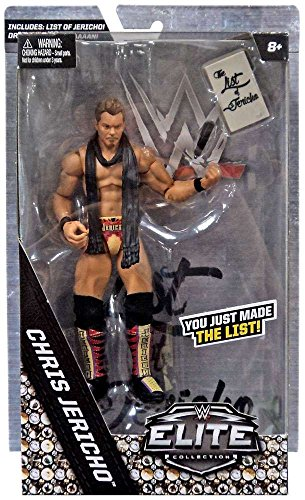 WWE Mattel Elite Collection Exclusive Chris Jericho (The List of Jericho) by WWE