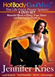 Jennifer Kries: Hot Body Cool Mind 4-DVD Set